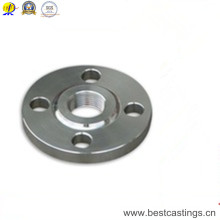OEM Custom High Precision Stainless Steel Flange