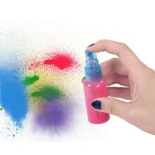 Water color paint spray bottle