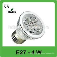 Luminaires à haute luminosité à haute luminosité de haute qualité, lumière spot spot E27