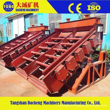 Pantalla vibratoria de alta calidad para mineral de minería