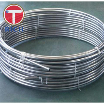 Stainless Steel Coil Tube For Beer Drinks Evaporator