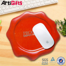 High quality hot sale desk mouse pad of rubber base