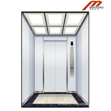 Machine Roomless Bed Elevator with Steel Plate Plastic