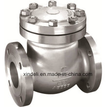 Cast Steel Bw/RF End Butt Welded Swing Check Valve