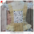 Latest Design Printed Star Boutique Bubble For Girls
