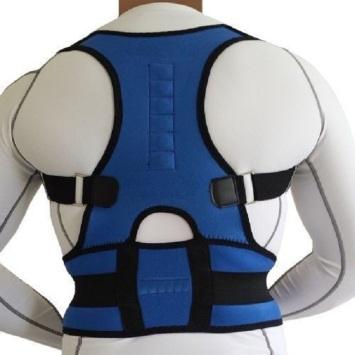 Magnets posture corrector support for proper posture
