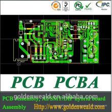 Design de layout PCB e PCBA Assembléia Eletrônica PCBA Fabricante PCB montagem