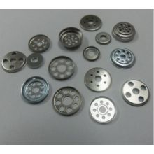 Oem aluminum machining metal lighting parts