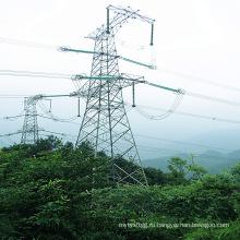 220кВ одиночной цепи железной передачи энергии башня