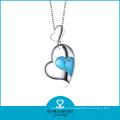В Форме Сердца Оптом Шарма Ювелирных Изделий Ожерелье (Н-0181)