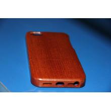 Cubierta de madera caliente de la venta OEM / ODM para el teléfono de la galaxia Samsung S4d Moble