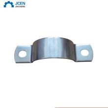 custom stamping horse pipe mounting bracket clamp