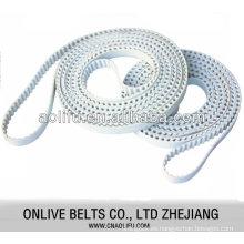 PU articulado de correas con cable de fibra de aramida