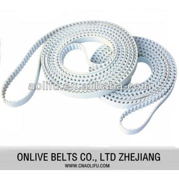 Unité centrale jointé ceintures avec cordon fibre aramide