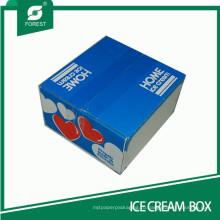 Польностью Напечатанная Коробка Домашнего Мороженого