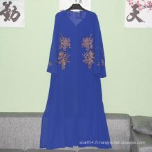 Les plus récents musulmans abaya de jeddah turquois ladies tunic wholesale