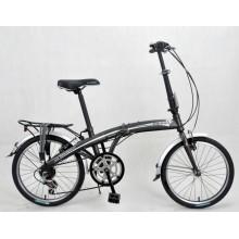 "Bicicleta plegable de alto grado 16 ""/ 20"" 6 velocidades (FP-FDB-D012)"