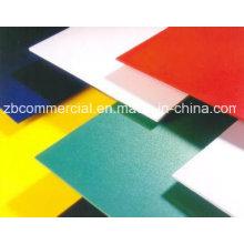 Hoja de espuma libre de PVC (impresión, grabado, cartelera y exposición)