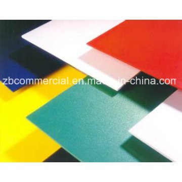 PVC Free Foam Sheet (Printing, engraving, billboard and exhibition display)