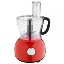 High power mixer with food processor