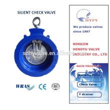 Нержавеющая сталь /cast iron заслонки типа обратный клапан