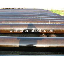 api 5l x52 / x42 / gr.b tubo de aço carbono de 10 polegadas