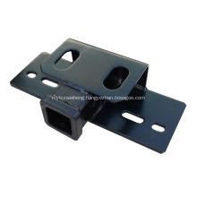 step bumper receiver tube