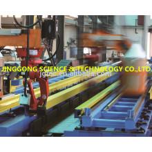 structure production line