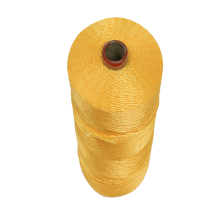 100% high breaking load natural polypropylene strapping rope