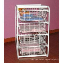 Корзина для хранения свободной стоячей одежды (LJ4016)