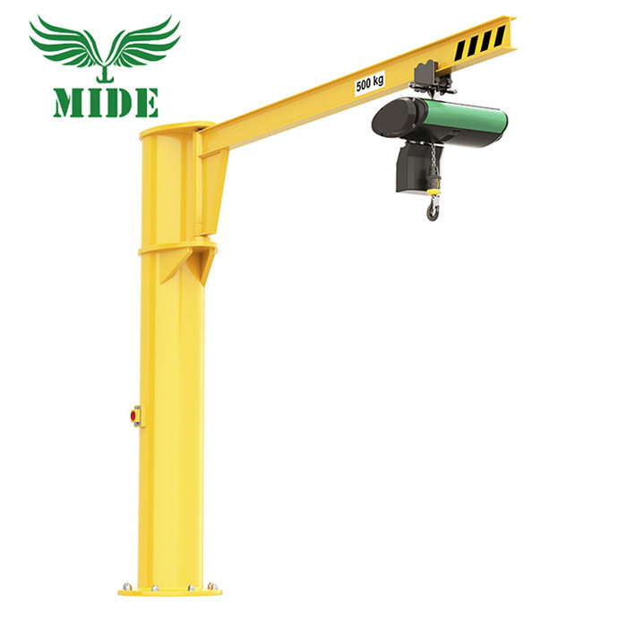 BZD 250 Post Jib Crane