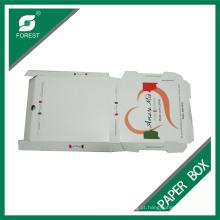 Fábrica barato personalizado cor caixa de pizza em Xangai