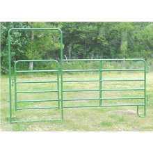 Round Tube Metal Farm Fencing