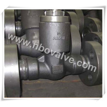 """1"""" F11 Forged Flanged Check Valve (class 1500#)"""