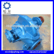 Factory Supply 6 inch farm irrigation movable diesel water pump