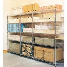 Rayonnage de stockage en métal (HD184872A5C)