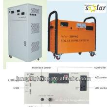 solar big-power generator emergency systems(JR-720W)