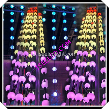 Digital LED Ball Pixel RVB couleur