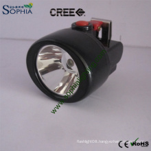 3W CREE LED Head Light Head Torch Safety Helmet Cap Lamp