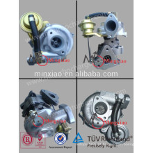 Turbocompressor RHB31 13900-62D51 VJ110069 VZ21