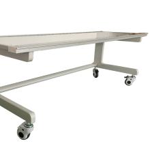 Table de radiographie adaptée à tous les types d'utilisation de la radiologie, y compris médicale et vétérinaire