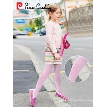 Pierre Cardin Lais OEM Wholesale Kids Girl Modal Patterned Tights Pantyhose Multi Color