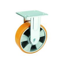 Полиуретан для тяжелых условий эксплуатации на алюминиевых жестких роликах