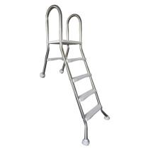 42mm diameter 304 and 316 stainless steel 4 step intex swimming pool ladders