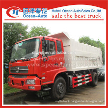 Dongfeng kingrun compression docking garbage truck