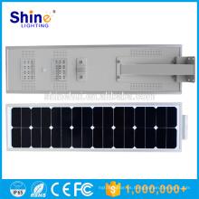 Lámpara de jardín de energía solar de inducción 25W más popular