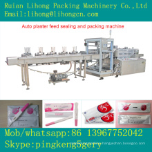 Gsb-220 Horizontal 4-Side Preganancy Test Kit Auto Feed Sealing Machine