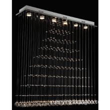 Crystal Lighting Modern Lamp With Window Curtain Shaped