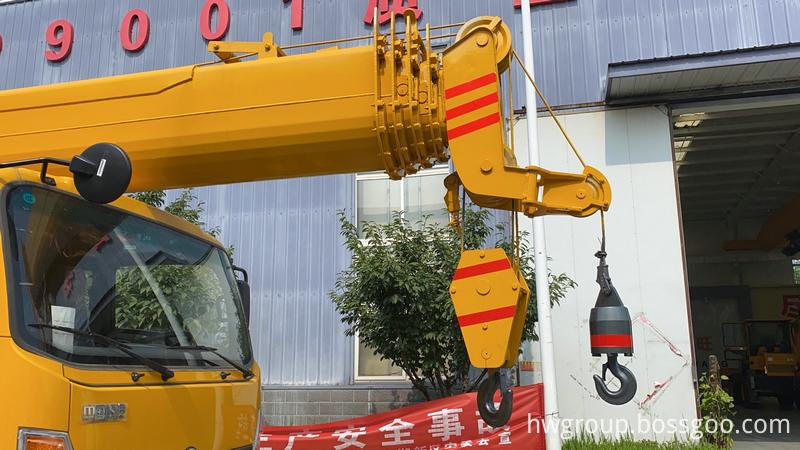 16t truck crane1