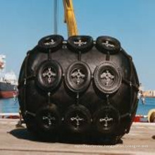 Pneumatic Rubber Fender Used for Ship Docked